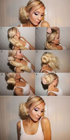 15 Easy Side Hairstyles You Can Try To Do -