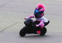 Welcome to the Badass Helmet Store, where we obsessively write, photograph, and talk about all things motorcycle! Online since riding for life. Motorcycle Baby, Motorcycle Outfit, Motorcycle Couple, Biker Chick, Biker Girl, Biker Baby, Biker Love, Custom Helmets, Motorcycle Girls