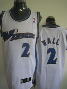 Washington Wizards 2 John Wall White Jerseys Wholesale Cheap