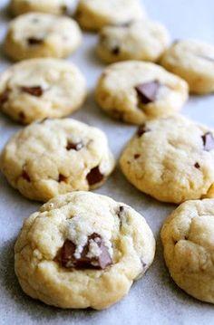 さっくさく!簡単チョコチップクッキー