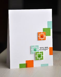 Simply Stamped: Introducing Square Print