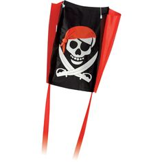 Have fab fun outside with this Pocket Pals Pirate Kite! Another gift for pirate lovers!