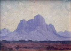 JH Pierneef, Oil on Board, 100 x Mountain Mural Painting, Artist Painting, South African Artists, Old Master, Artist At Work, Printmaking, Landscape Paintings, Mountain, Scene