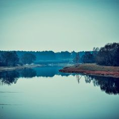 Water channel  #nature #beautiful #photography #Nikon #water #blue #sky #blue_sky #people #silence #Belarus #природа #водный_канал #Беларусь #vkpost