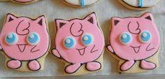 Just for Breezy Jigglypuff cookies