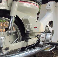 Honda Super Cub C700 GOODcycle
