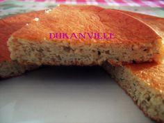 DukanVille Ricette Dukan: TORTA SALATA ALLO YOGURT