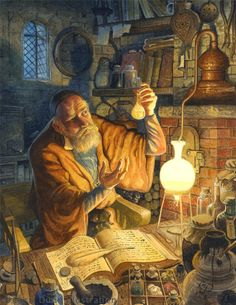 Chris Dunn's The Alchemist