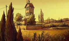 chomet the illusionist - Google Search