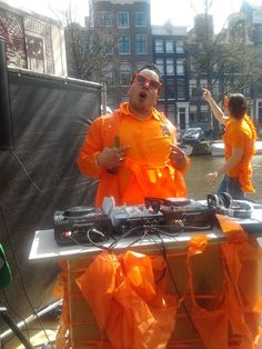 Queen's Day Man - The DJ :)!
