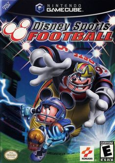 Disney Sports Football - GameCube