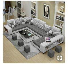 Sofas for home Living Room Sofa Design, Home Room Design, Home Interior Design, Living Room Decor, Bedroom Decor, Modern Living Room Designs, Modern Sofa Designs, Sofa For Living Room, Modern Living Room Furniture