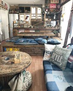My House, Comforters, Blanket, Interior Design, Workshop, English, California, Home Decor, Style