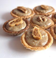 Creamy Walnut Tarts | Babeczki a masą orzechową (in Polish)