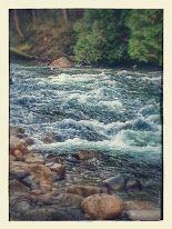 Photo of the Coquihalla River, Hope, BC