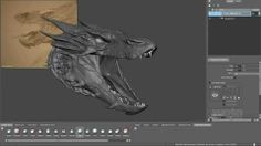 Making of Smaug by Weta Digital