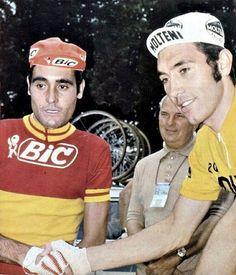Ocaña & Merckx, 1972
