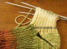 Jak pletu ponožky nejraději – Návody na pletení Drops Design, Crochet Bikini, Snowflakes, Diy And Crafts, Knitting, Womens Fashion, Sock, Craft Work, Breien