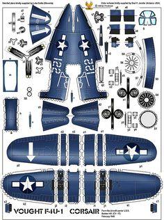 F4 U1 Vought Corsair | Flickr - Photo Sharing!