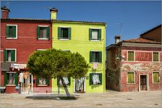 Burano, old and new | Italy