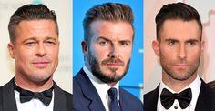 Celebrity Men's Hair Trends: Undercuts, Blended Beards and Curls   #menshair #mensstyle