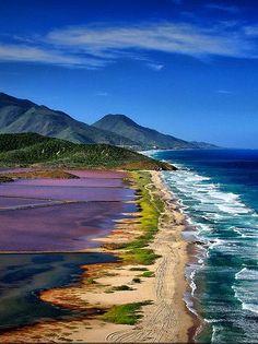 La Salinas, Isle De Margarita, Venezuela