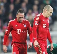awesome franck ribery and Robben