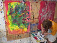 kh2_kinderkunstprojekt abstrakter expressionismus_05