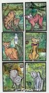 Image result for tim holtz crazy cats cards