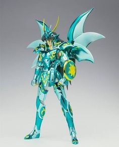 Saint Seiya - Dragon Shiryu - Saint Cloth Myth - Myth Cloth - God Cloth, 10th Anniversary (Bandai)