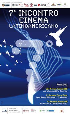 7° Incontro di Cinema Latinoamericano - Roma 2010 ©MadeinMartin