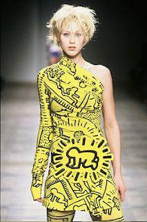 Keith Haring Dress