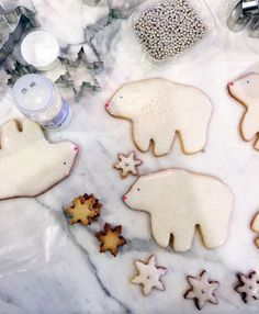 Christmas Sugar Cookies // BunnyCakes