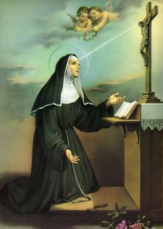 Santa Rita de Casia https://misericordiasinfin.blogspot.com/p/santa-rita.html