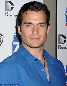 Superhero looks: Henry Cavill will be back as Superman but an as yet unknown Batman will also be in the next movie