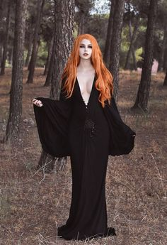 Model: Dayana Crunk Dress: DarkinCloset Welcome to Gothic and Amazing | www.gothicandamazing.com