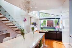 Re-Framing Family Life in UpdatedVictorian Terrace House - http://freshome.com/2015/01/08/re-framing-family-life-in-updated-victorian-terrace-house/