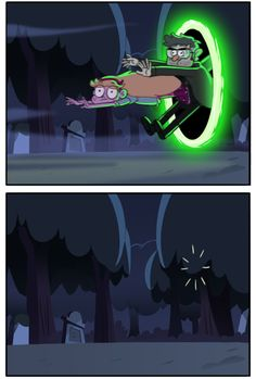Star vs. the forces of evil and Gravity Falls