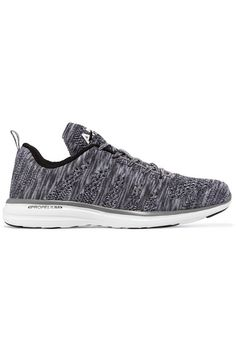 Athletic Propulsion Labs - Techloom Pro Mesh Sneakers - Gray - US10.5