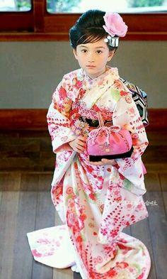 kawaii kimono : furisode