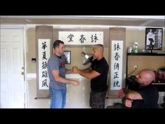 COMBAT HAPKIDO: Asymmetrical Trapping - YouTube