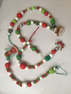 #christmas #santa #reindeer #angel #dummyclip #pacifierclip #dammydummyclips