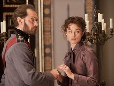 Anna Karenina #Filme com Jude Law e Keira Knightley