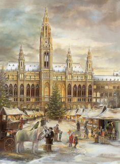 Vienna, Austria Advent Calendar