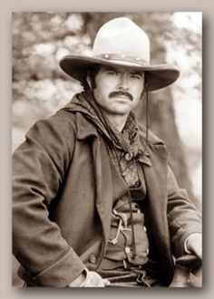 Robert Ulrich - Every role in Lonesome Dove is well cast, and ex-Ranger Jake Spoon is no exception. Urich takes this role and gives it the bravado the character demands.