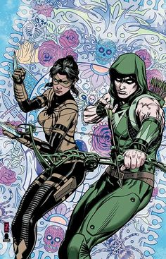 DC Comics:GREEN ARROW #46