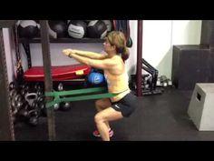 Hip mobility/motility