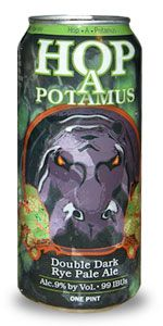 Hop-A-Potamus Double Dark Rye Pale Ale