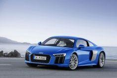 Audi präsentiert neuen R8 – jetzt noch schärfer