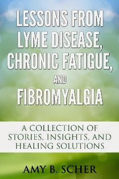 Amy B. Scher's latest Book on Lyme
